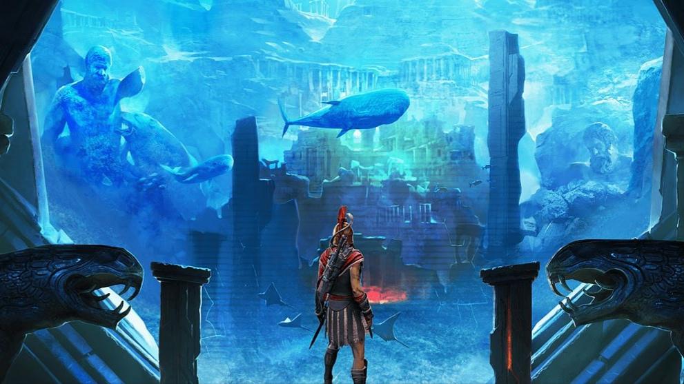 Assassins Creed Odyssey dostane v polovině července poslední velké DLC