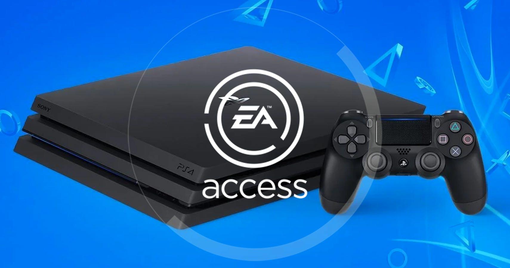 Oznámeno datum spuštění EA Access pro PS4