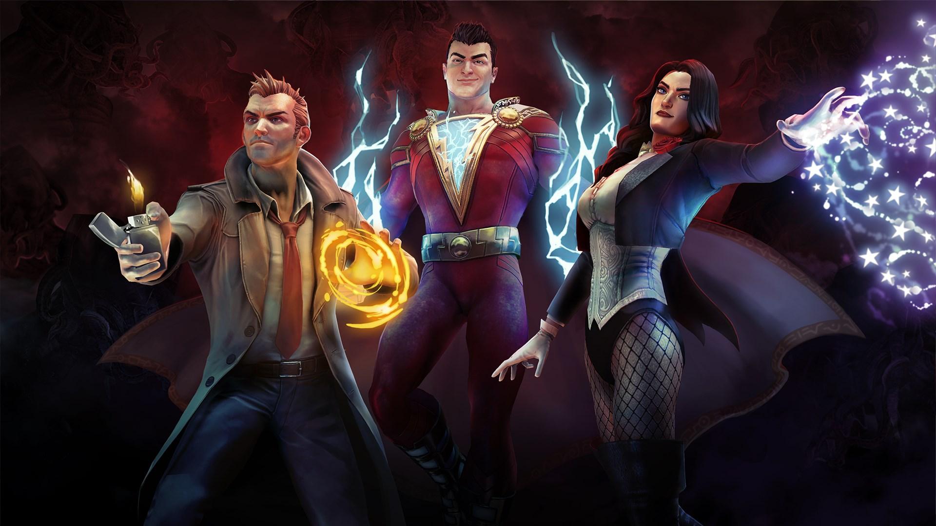 DC Universe Online pro Switch vyjde začátkem srpna