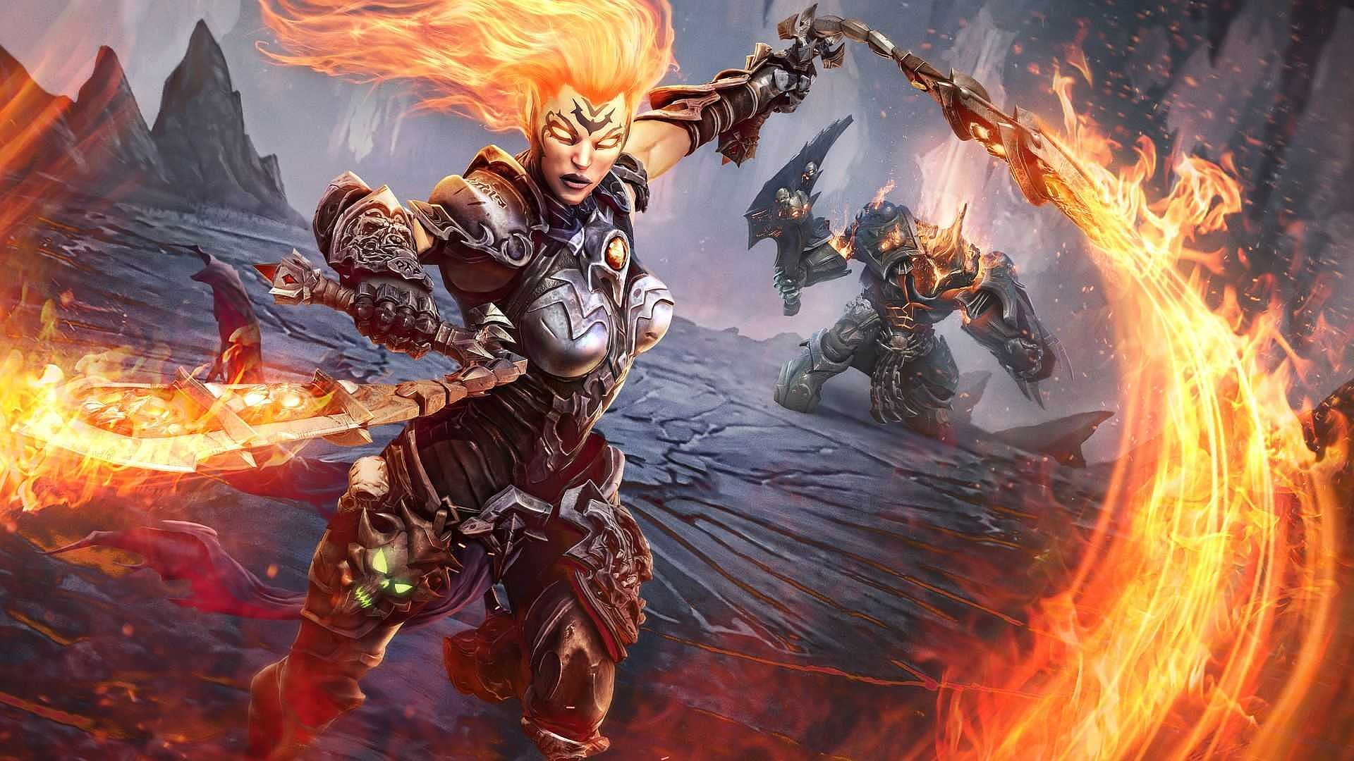 Vyšlo rozšíření Keepers of the Void pro Darksiders III