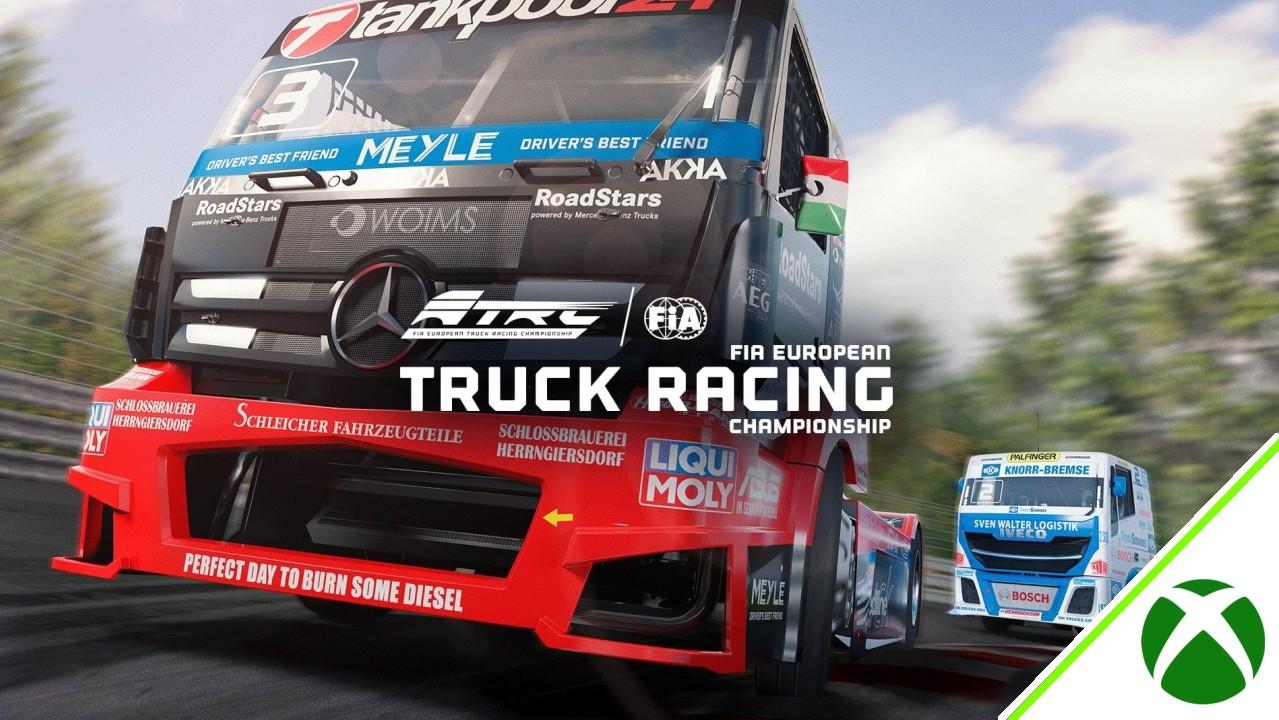 FIA European Truck Racing Championship – Recenze