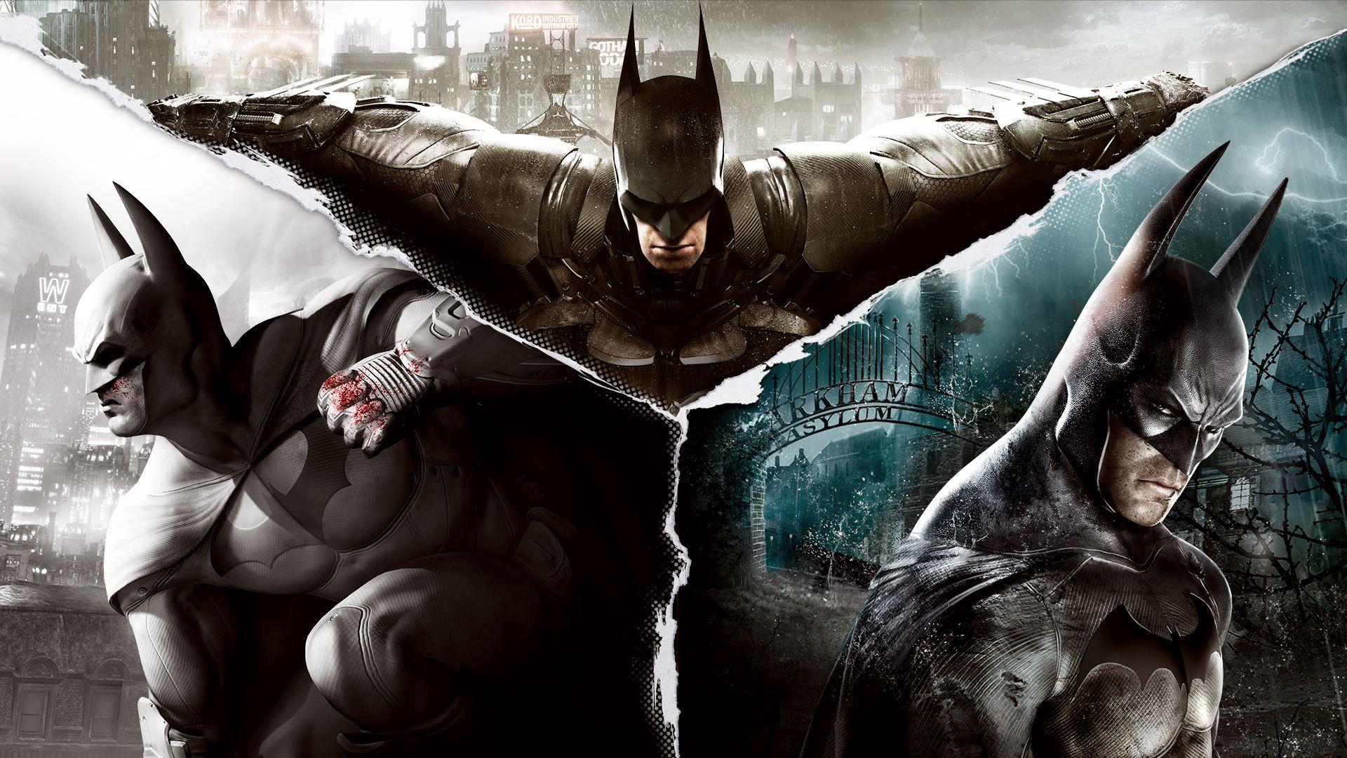 Batman Arkham Collection vyjde i krabicově (Update)