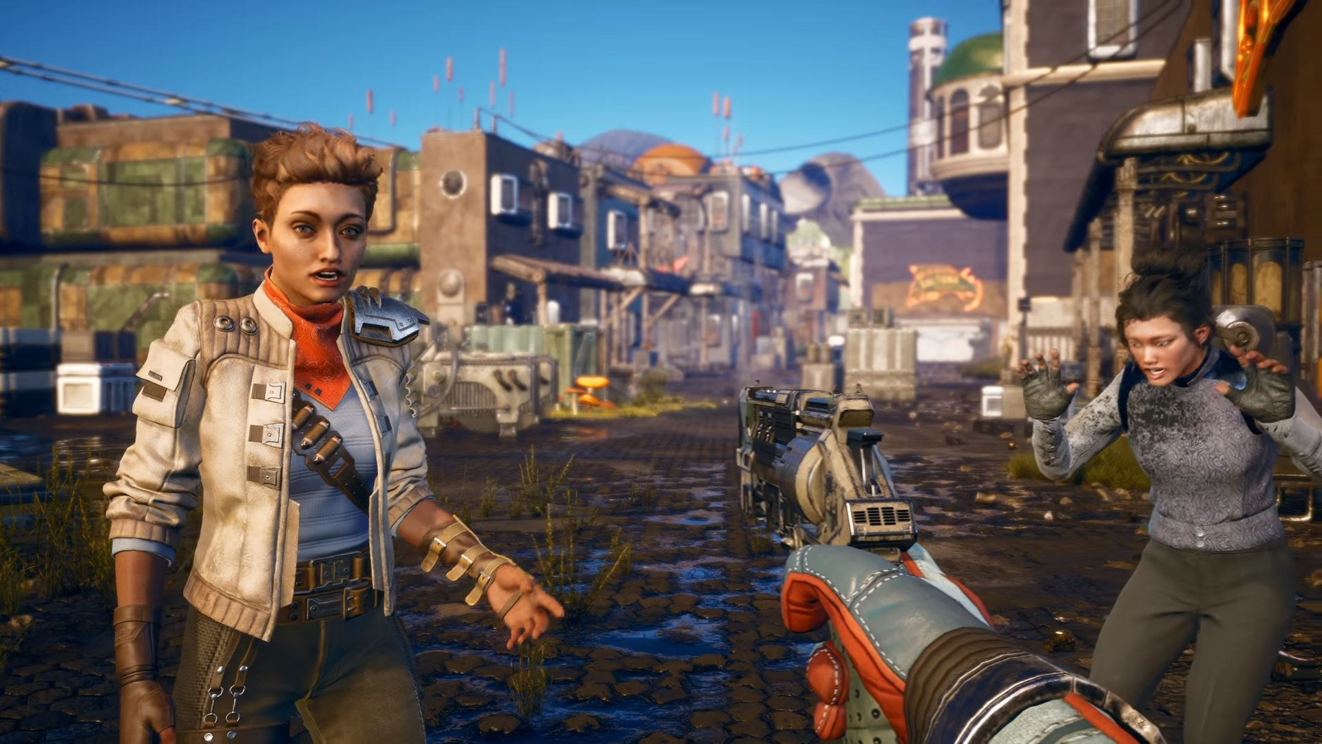 The Outer Worlds oznámeno pro Nintendo Switch