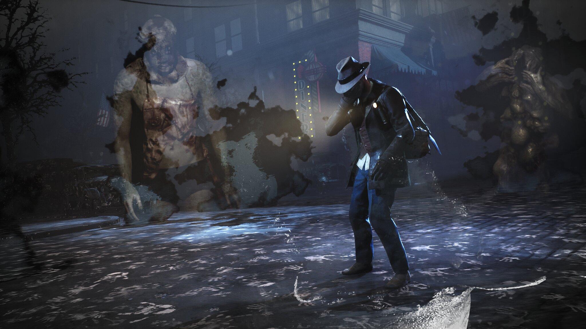 The Sinking City pro Switch v nových záběrech + info o češtině