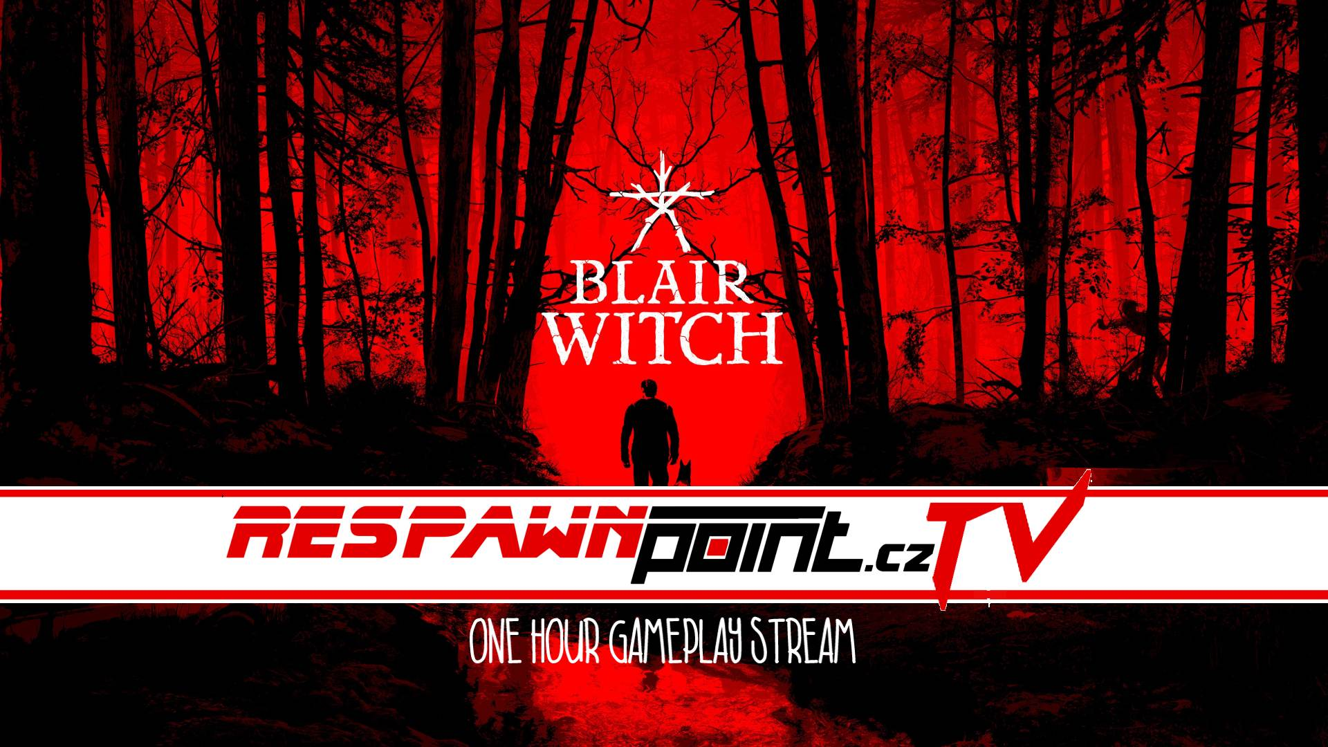 Blair Witch – One Hour Gameplay Stream (Chapter 1 – 5)