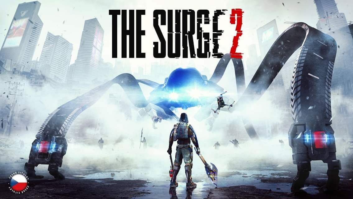 The Surge 2 na PC a PS4 s českými titulky