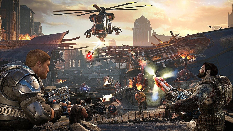 Gears Tactics oznámeno i pro Xbox One