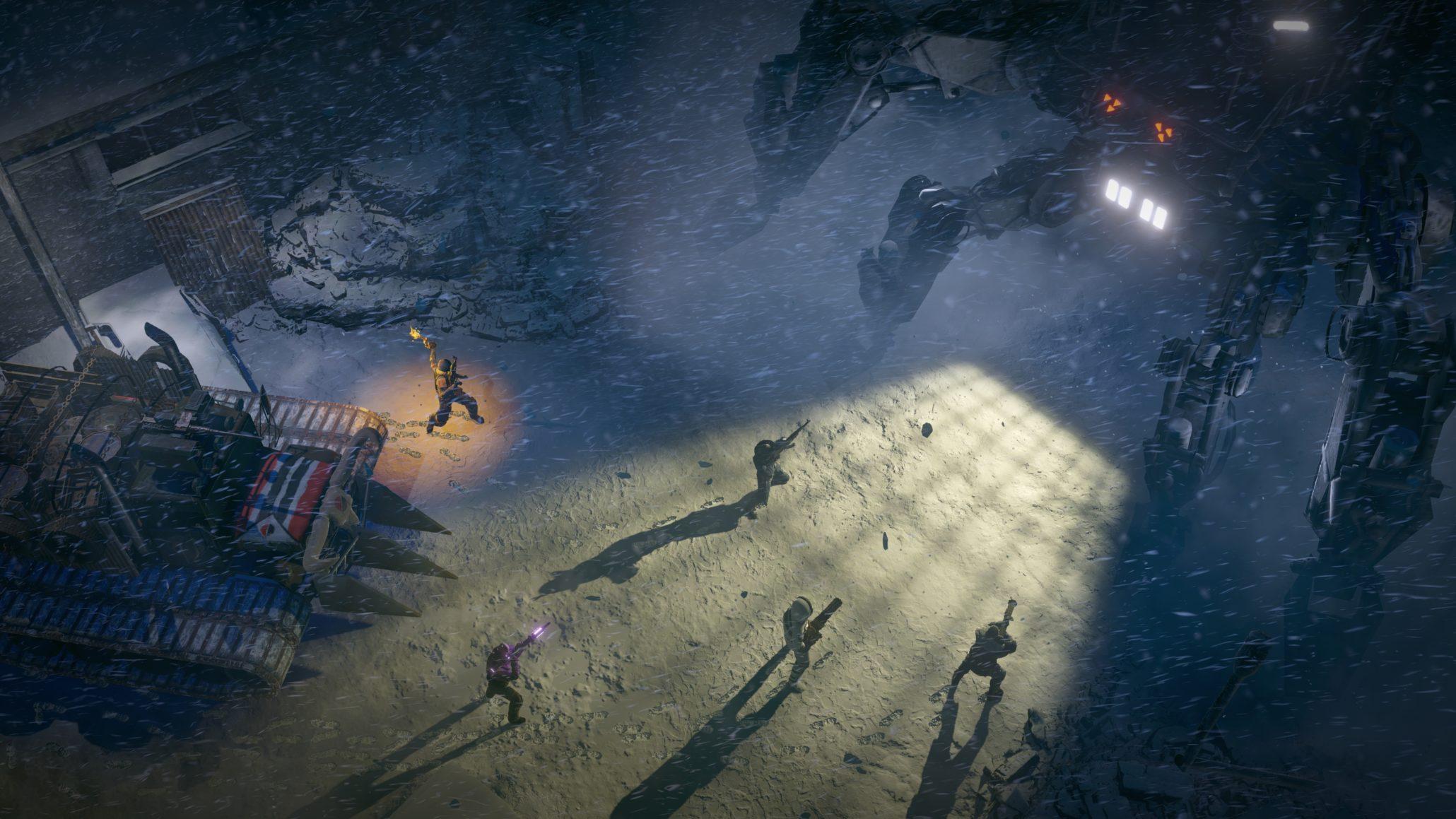 Mrazivé Wasteland 3 se ukázalo v novém traileru
