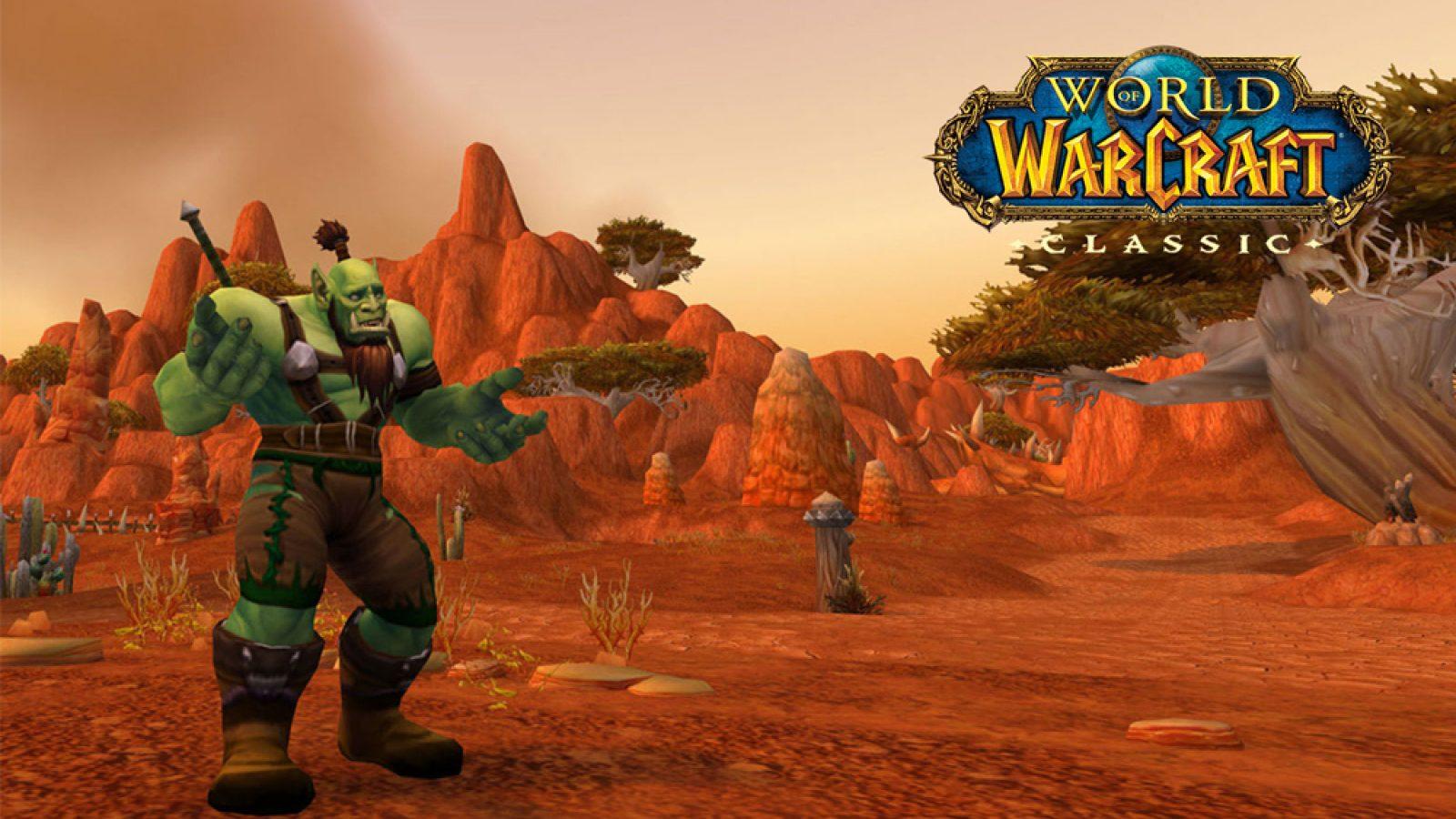Start World of Warcraft Classic byl enormně úspěšný