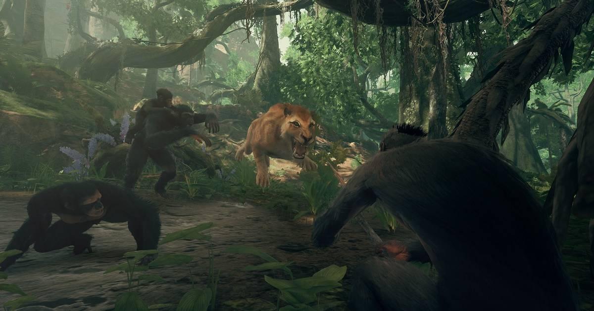 Ancestors: The Humankind Odyssey v novém traileru