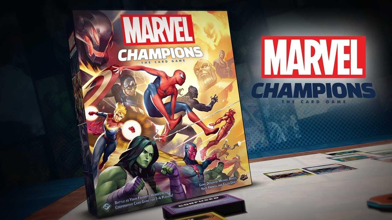 FFG oznámili Marvel Champions: Karetní hra