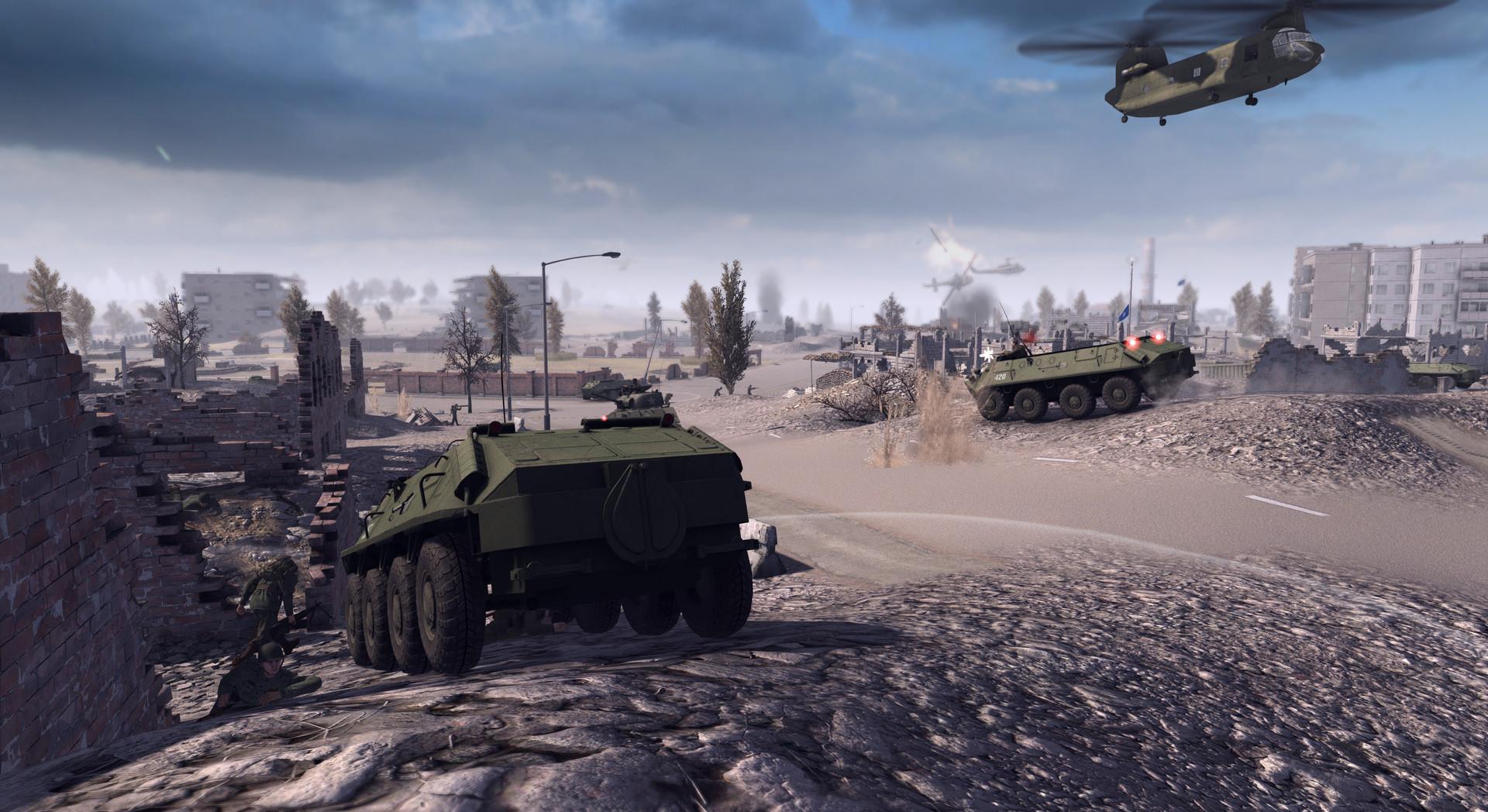 Men of War: Assault Squad 2 – Cold War vyjde v polovině září