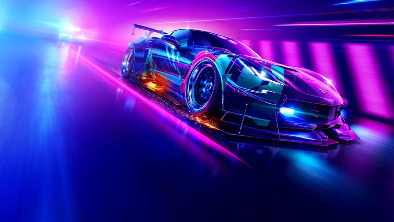Need for Speed Heat v prvních gameplay záběrech
