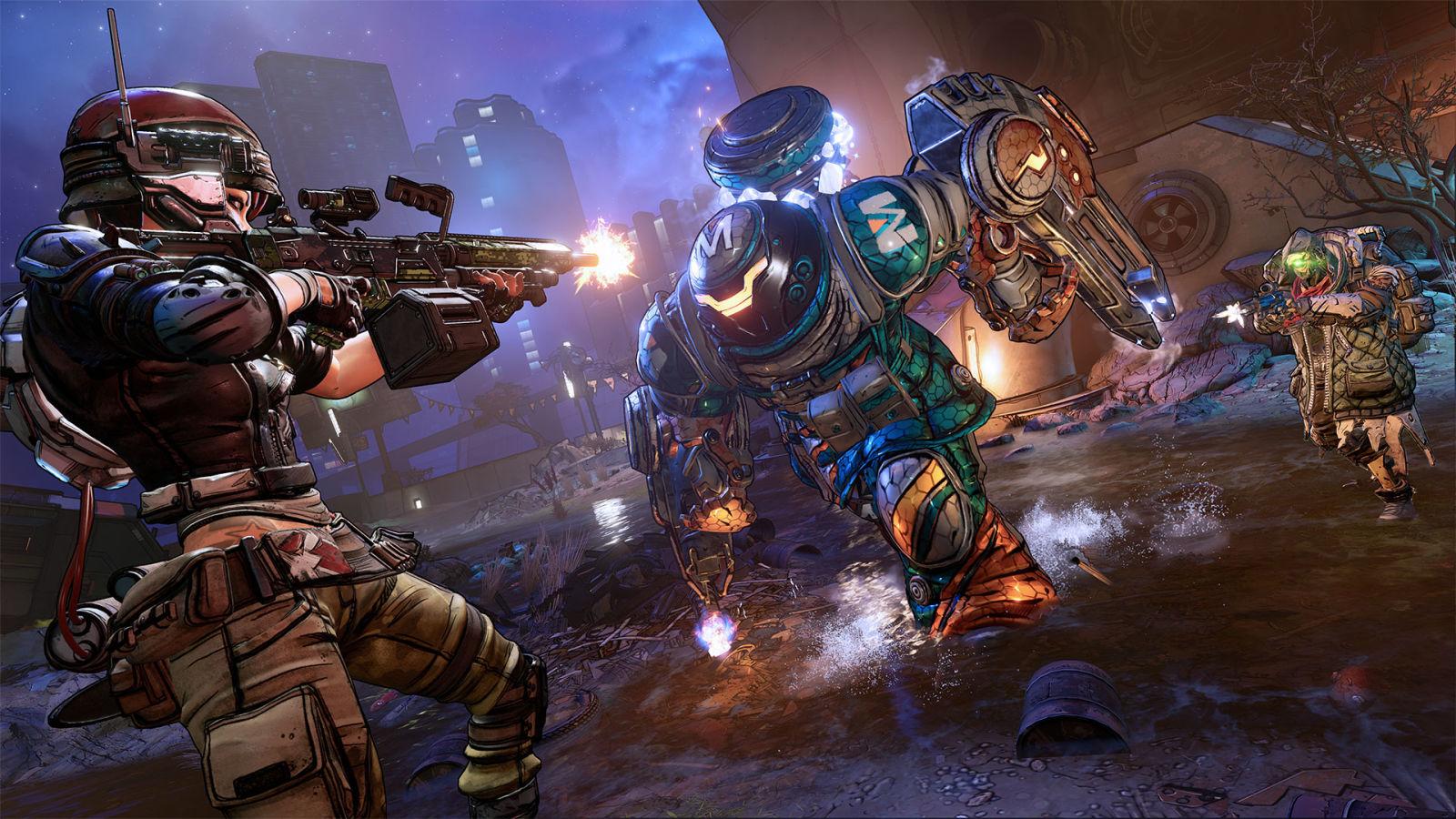 Borderlands 3 nabídne dva grafické režimy u PS4  Pro
