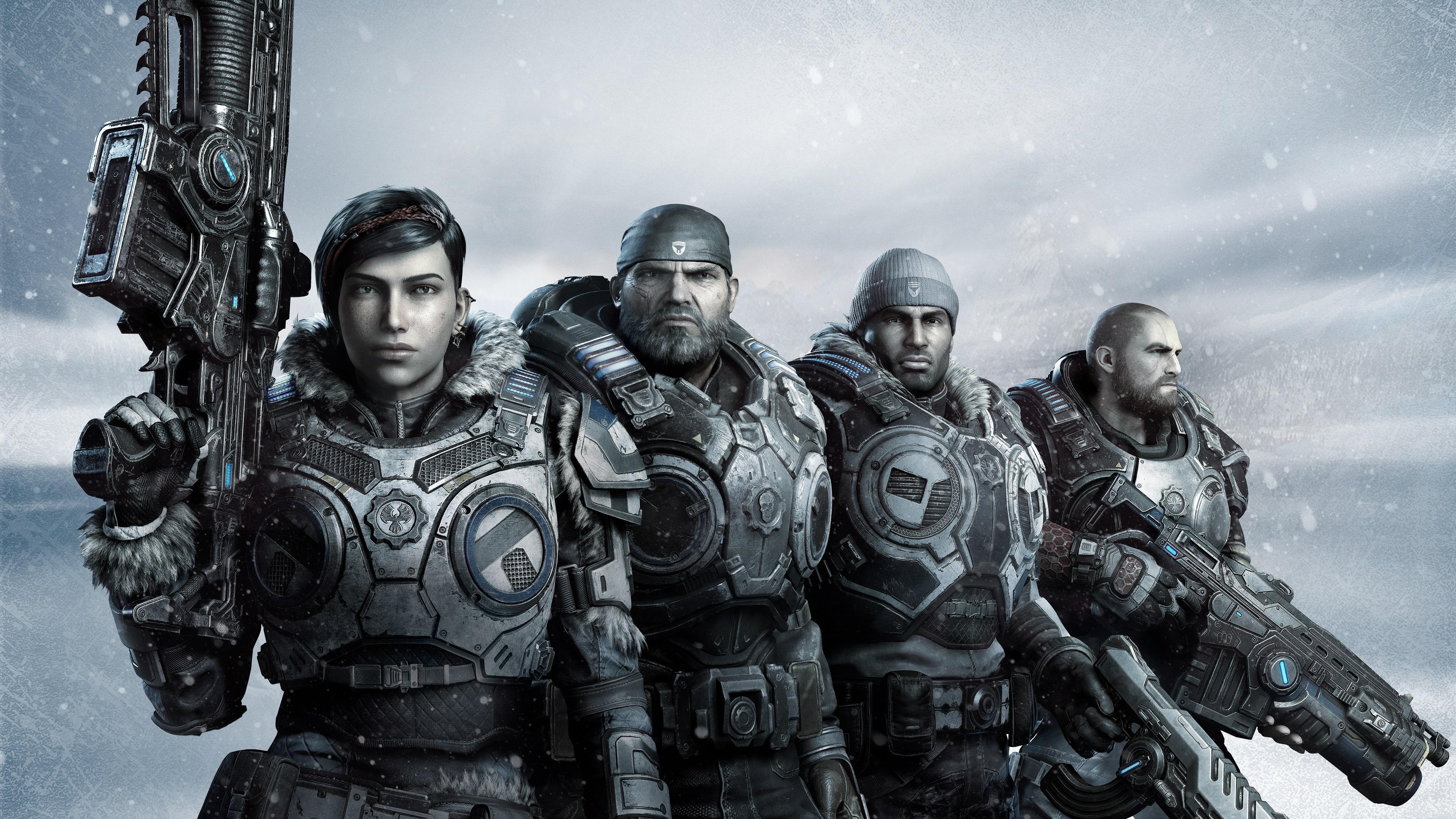 Gears 5 se ukázali v příběhovém traileru + info o kampani