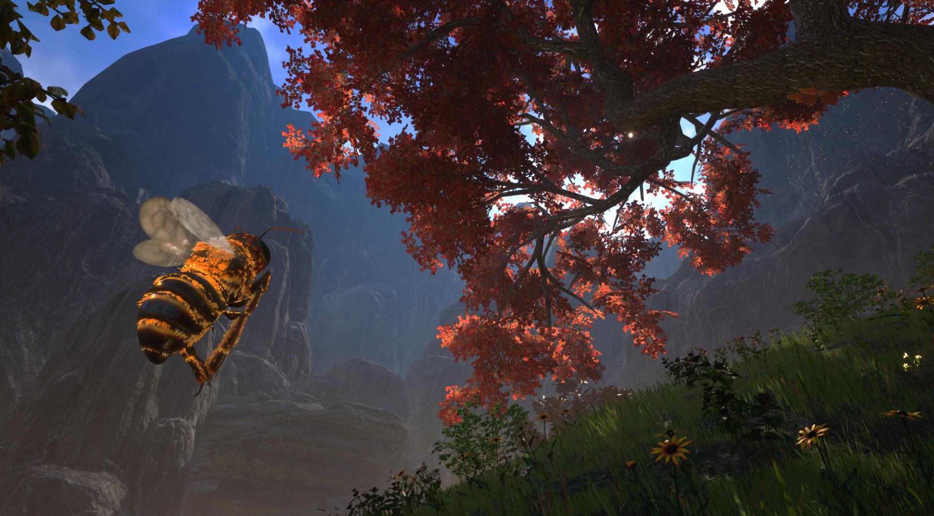 Bee Simulator se představil v ukázkách z hraní