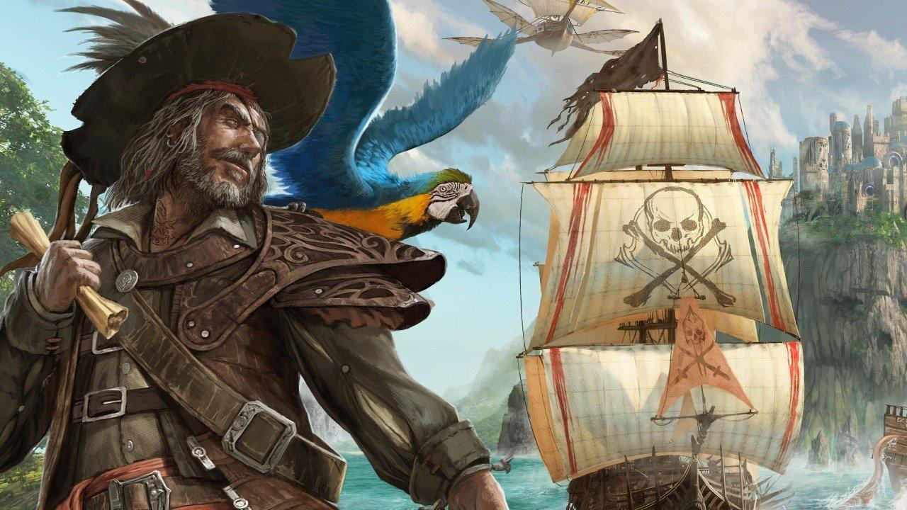 Pirátské MMO Atlas míří na Xbox One s programem Game Preview