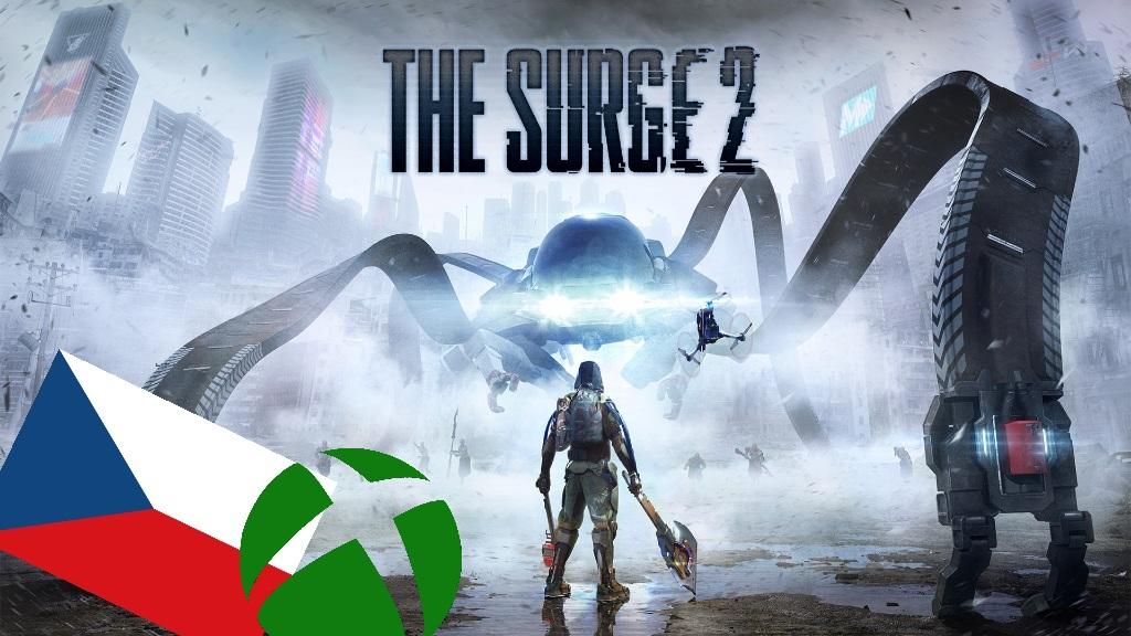 The Surge 2 vyjde s českými titulky i na Xbox One! + nový trailer
