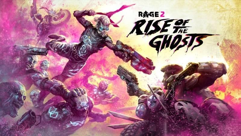 Koncem měsíce vyjde rozšíření Rise of the Ghosts pro RAGE 2