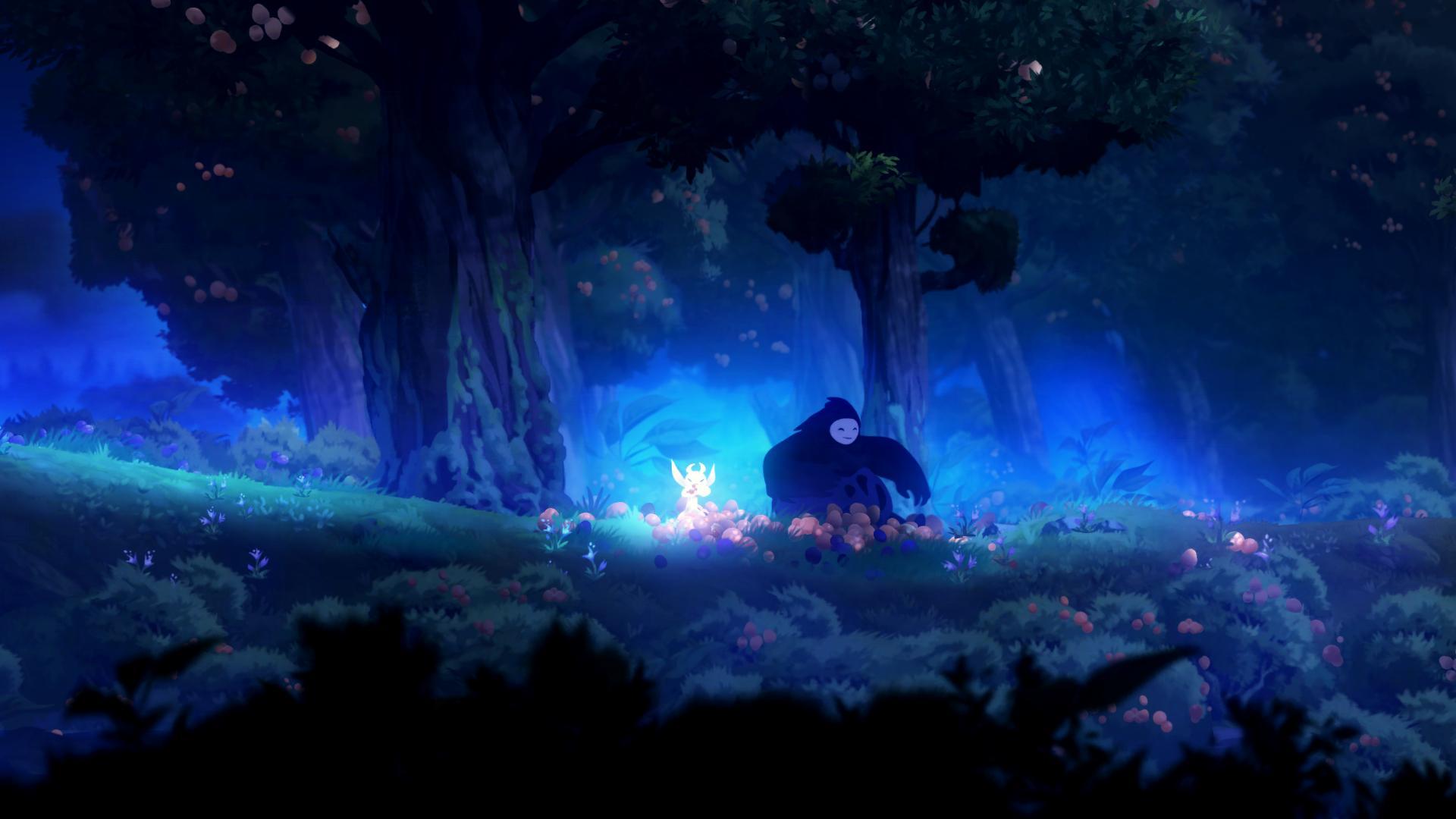 Switch verze Ori and the Blind Forest Definitive Edition běží lépe než původní verze
