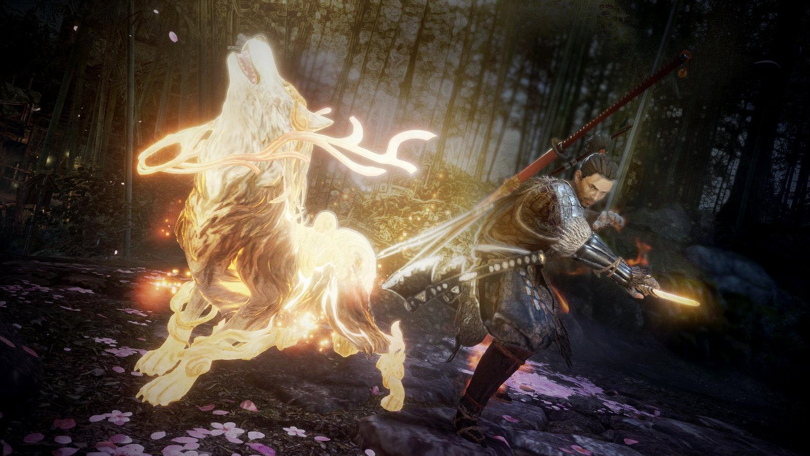 Nioh 2 se ukázal v záběrech ze hry