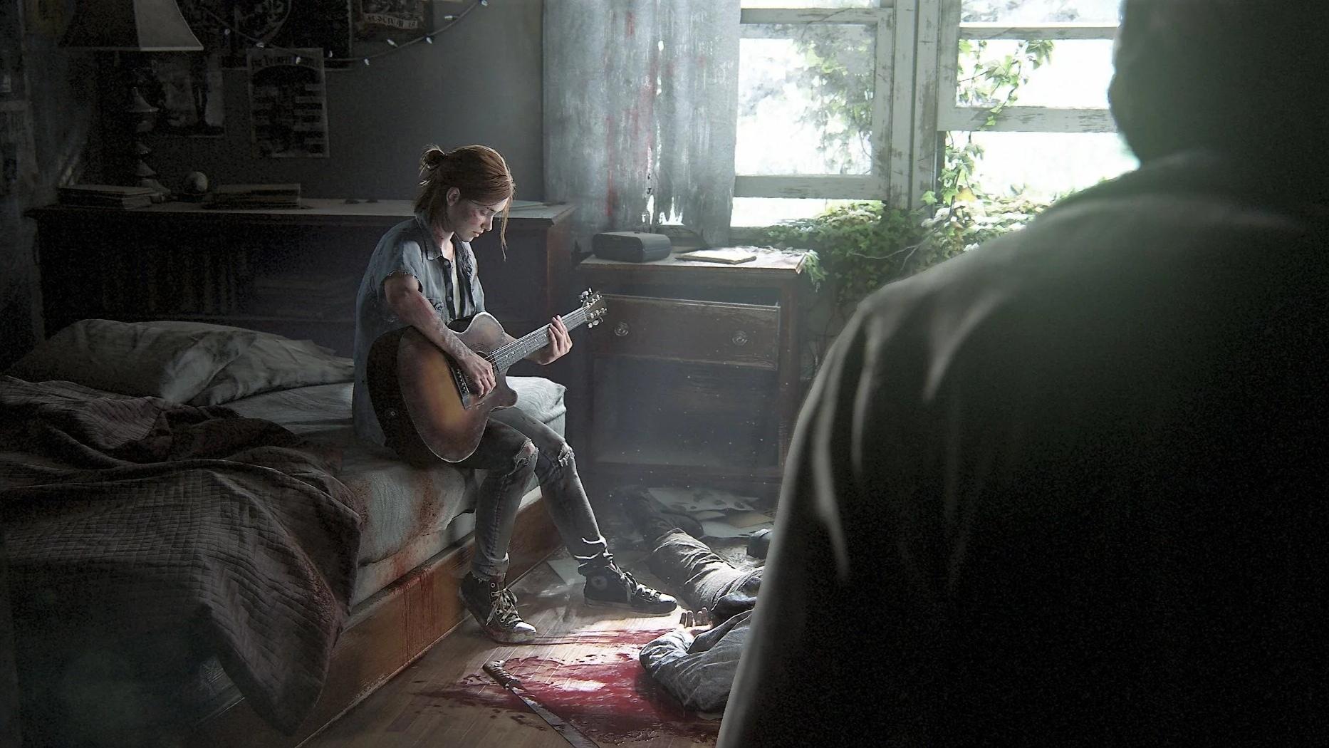 Druckmann: The Last of Us Part II nemuselo vzniknout