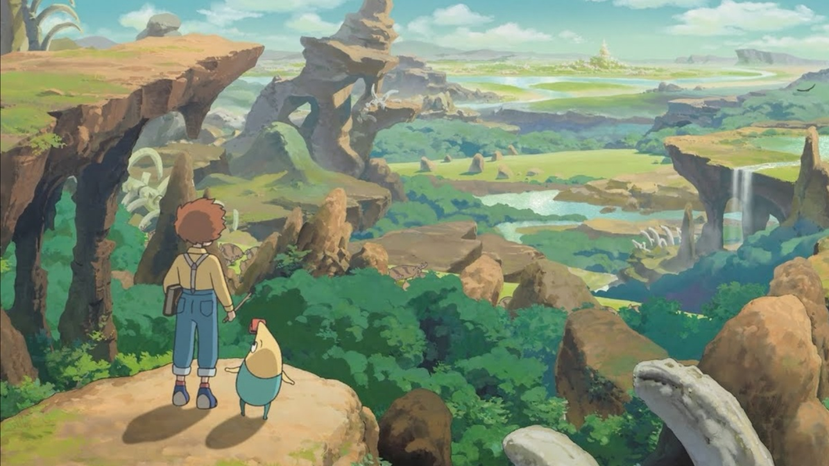Remaster Ni No Kuni: Wrath of the White Witch se hlásí o slovo launch trailerem