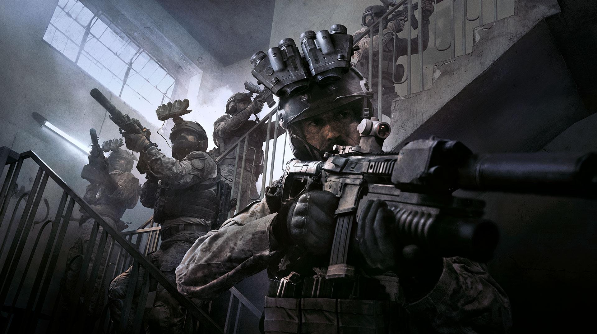 Režim Survival pro Call of Duty Modern Warfare bude mít roční exkluzivitu na PS4 + prohlášení vývojářů