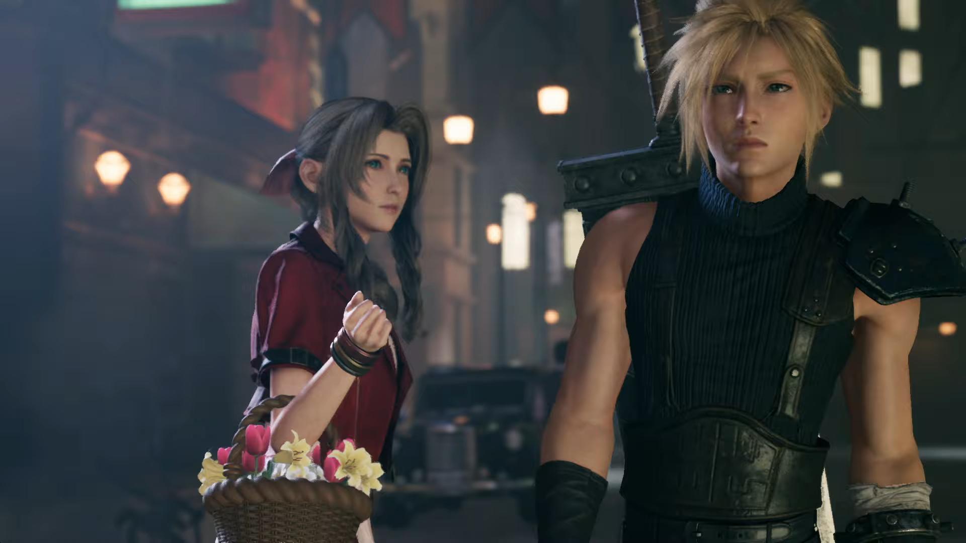 Final Fantasy VII Remake se ukázal v novém traileru