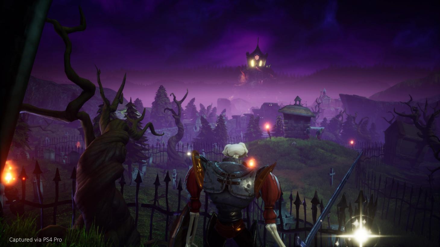 Remake MediEvil se ukázal na TGS 2019 v nových záběrech z hraní