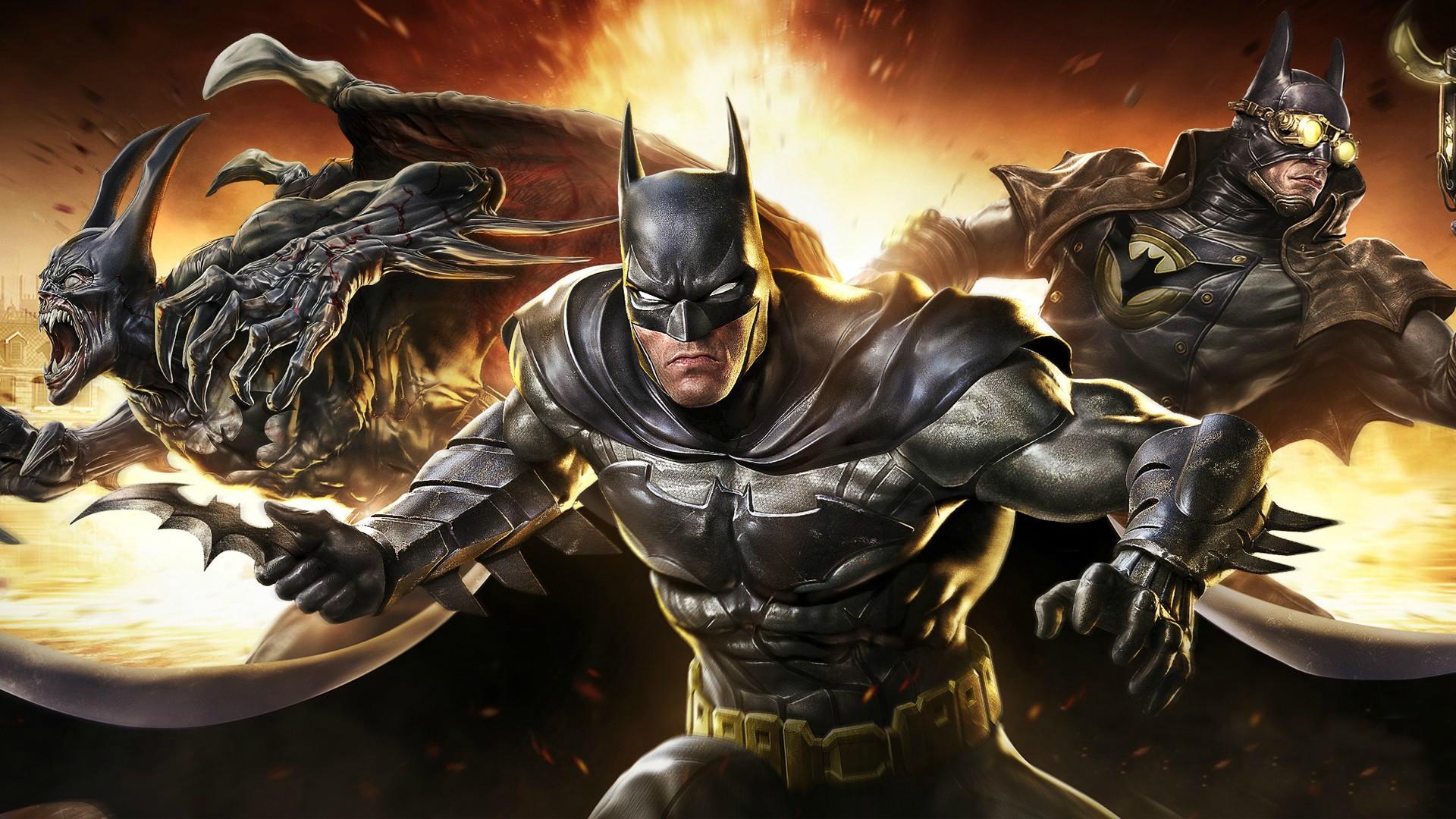 Teasuje WB Games Montreal blížící se oznámení nové hry s Batmanem?