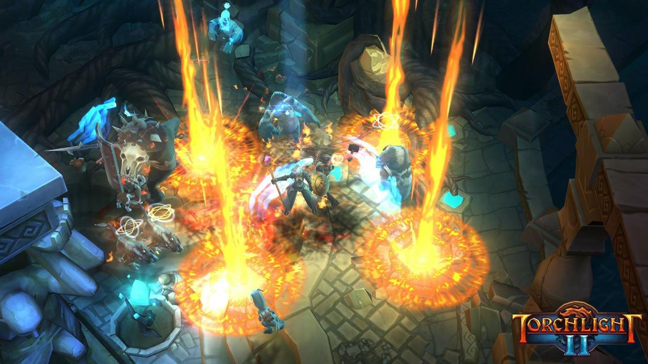 Torchlight II nyní vyšlo na konzolích