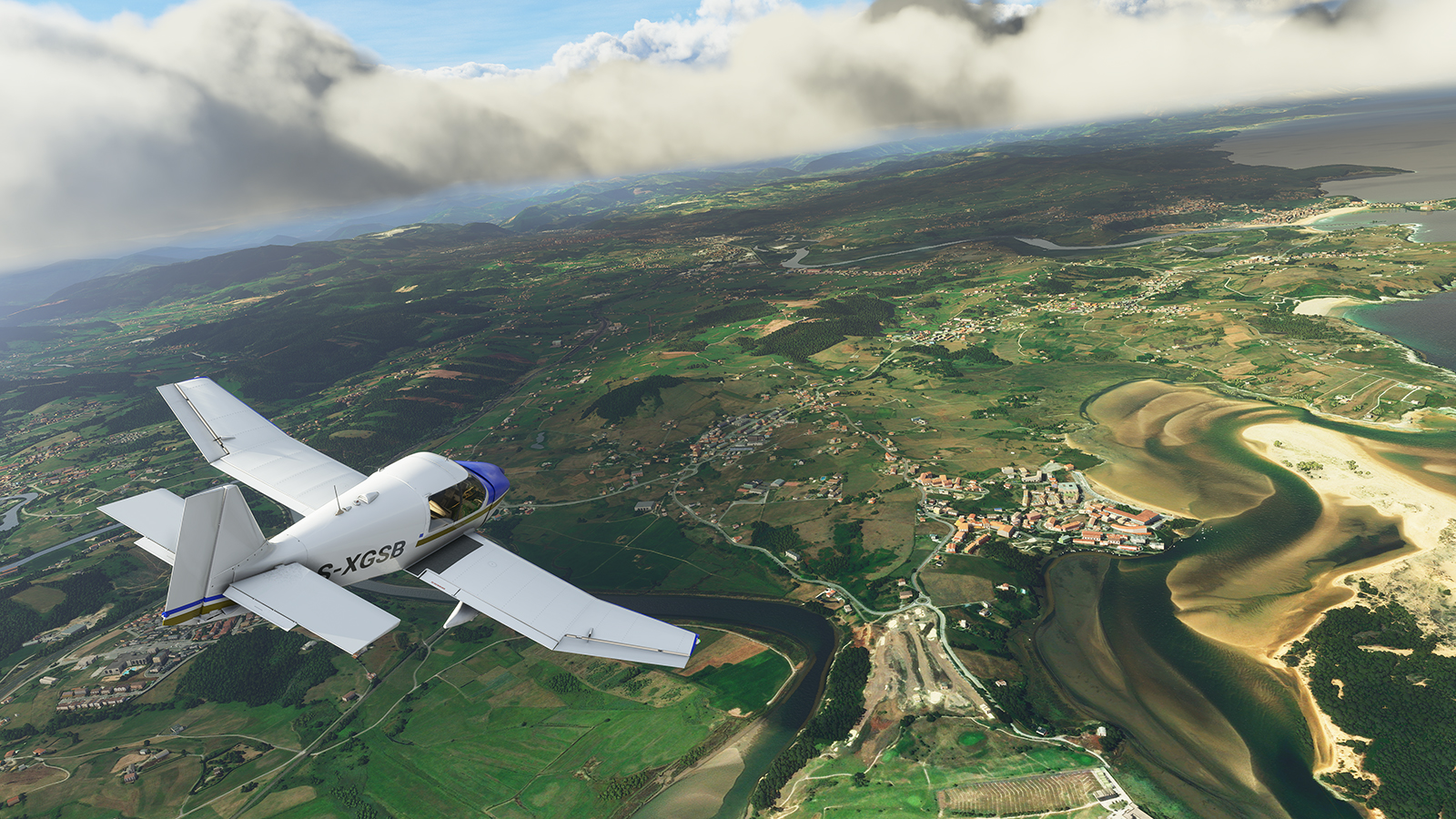 Nový Microsoft Flight Simulator přinese nejkomplexnější systém počasí jaký tu kdy byl