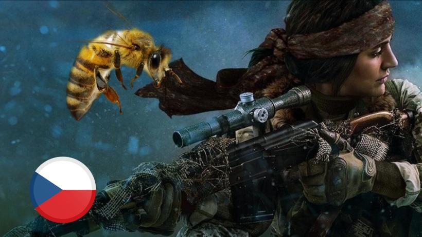 COMGAD: Bee Simulator a Sniper Ghost Warrior Contracts vyjdou s českými titulky
