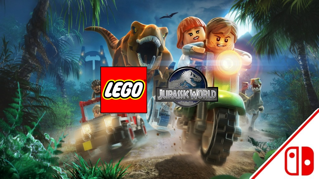 LEGO Jurassic World – Recenze (Nintendo Switch)