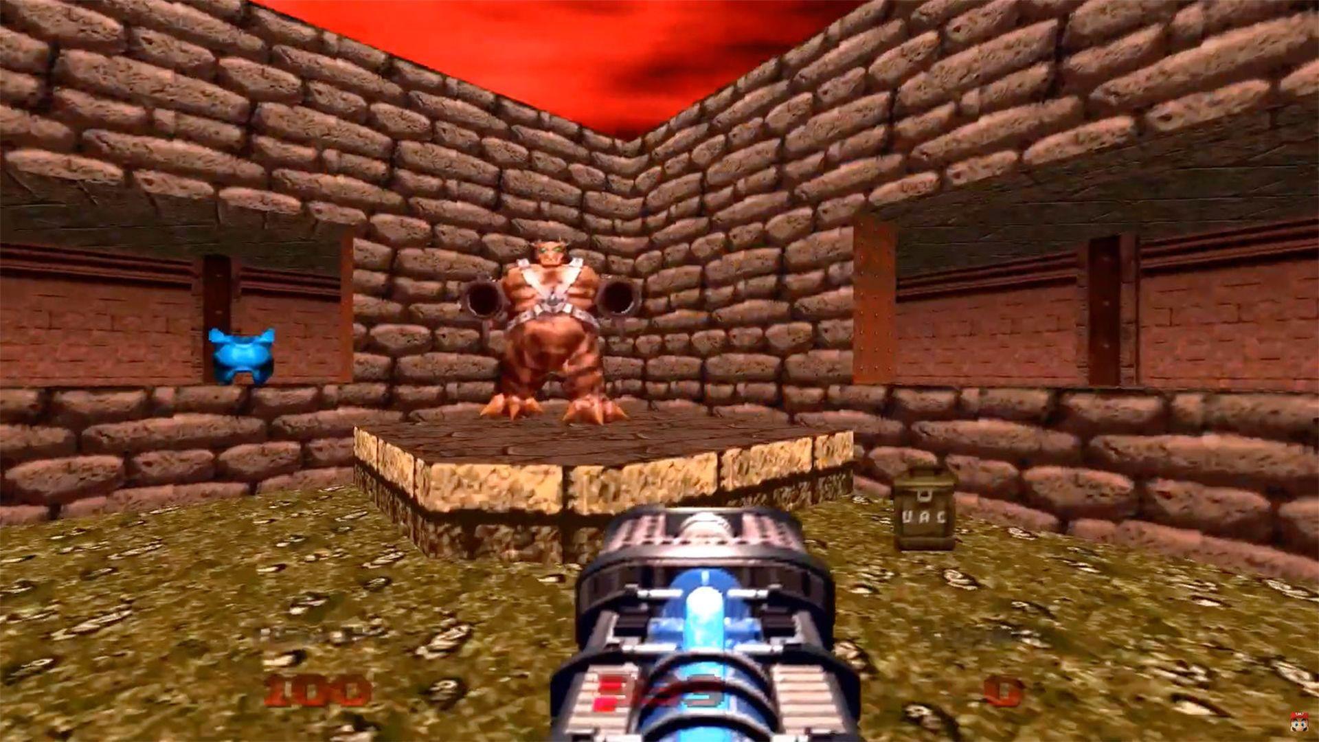 Remaster DOOM 64 dostal první trailer