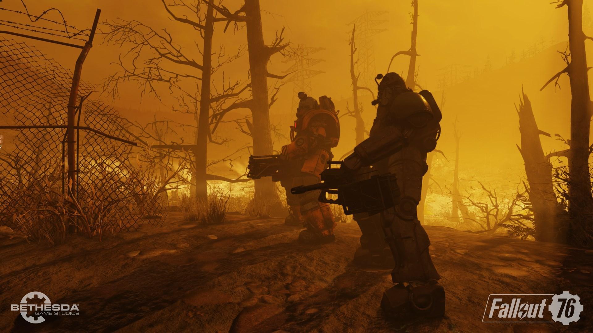 Fallout 76 dostává prémiové členství Fallout 1st