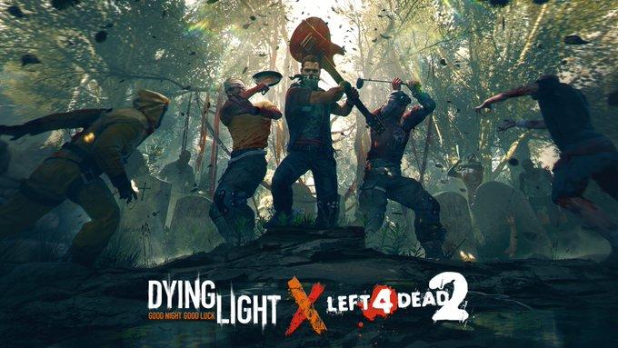 Dying Light spojí síly s Left4Dead 2