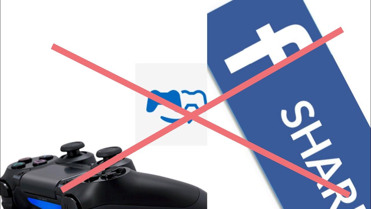 Podpora Facebooku u konzolí Playstation nejspíše skončí