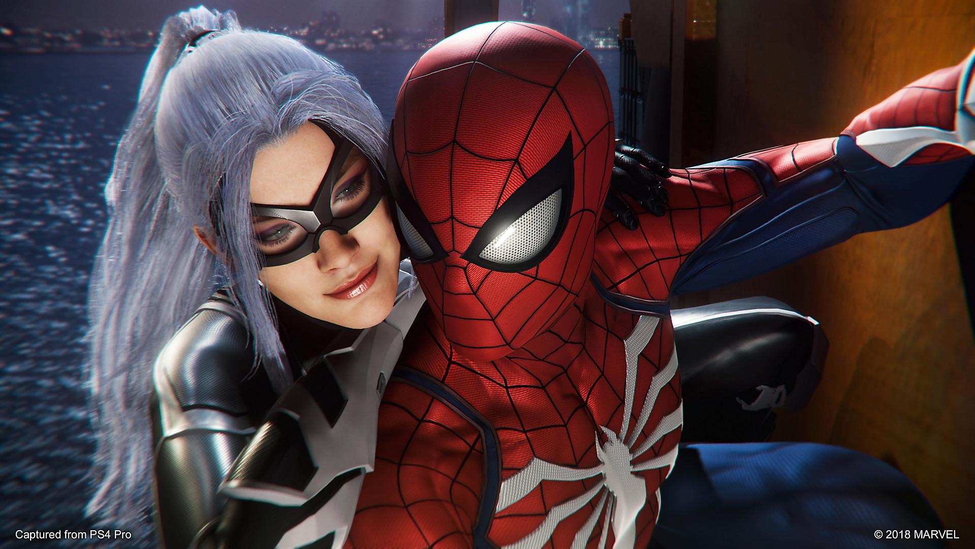 Chystá se další komiksová série podle hry Marvel's Spider-man