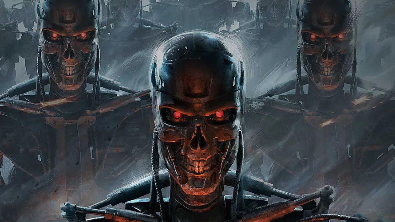 Terminator Resistance v půl hodině záběrů z hraní