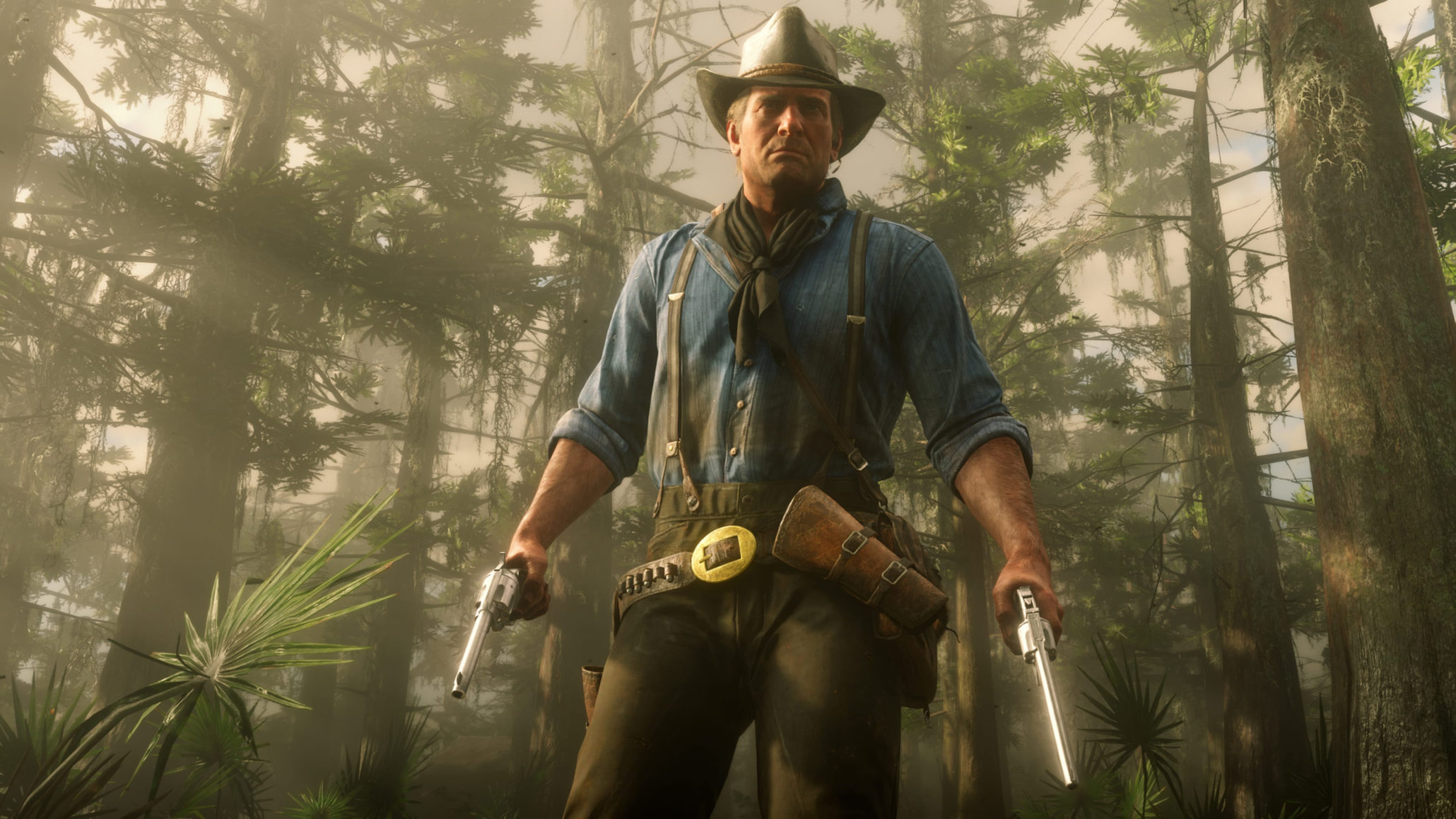 PC verze Red Dead Redemption 2 se připomíná launch trailerem