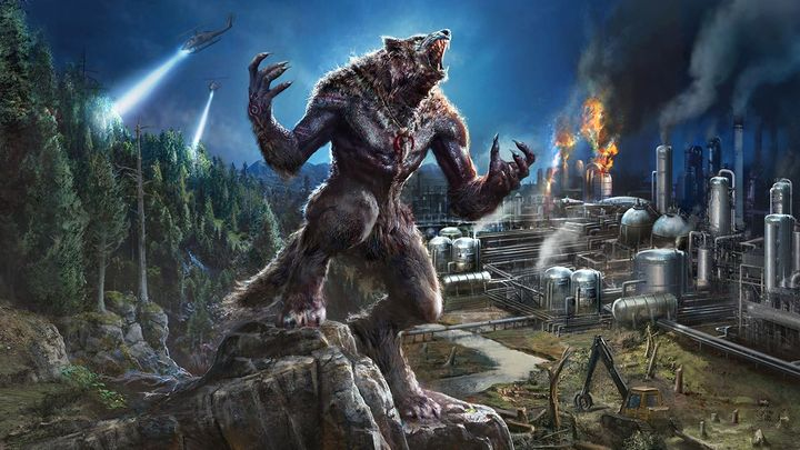 Oznámena akční hra Werewolf: The Apokalypse – Earthblood