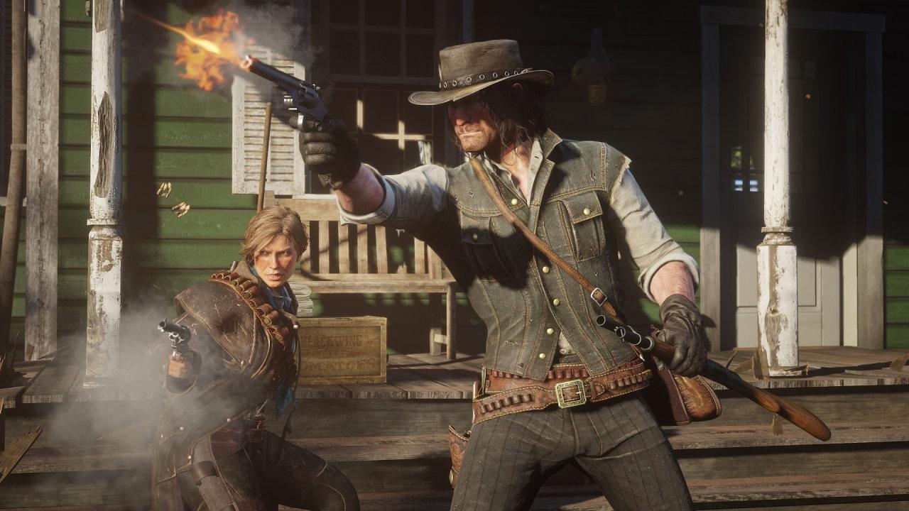 PC verze Red Dead Redemption 2 se pochlubila svými nároky na HW