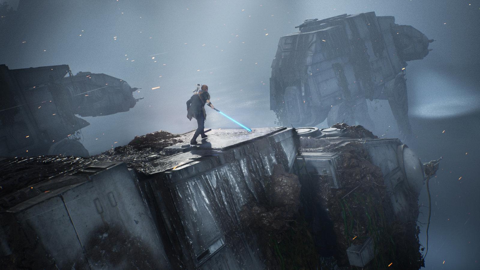 Star Wars Jedi Fallen Order dostalo launch trailer