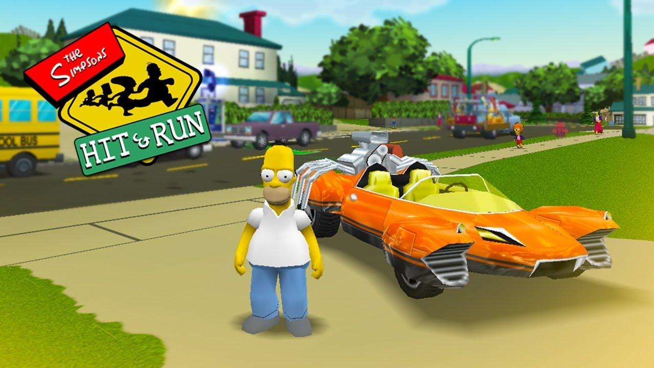 Ceraldi: Přál bych si remake, či remaster, The Simpsons: Hit & Run