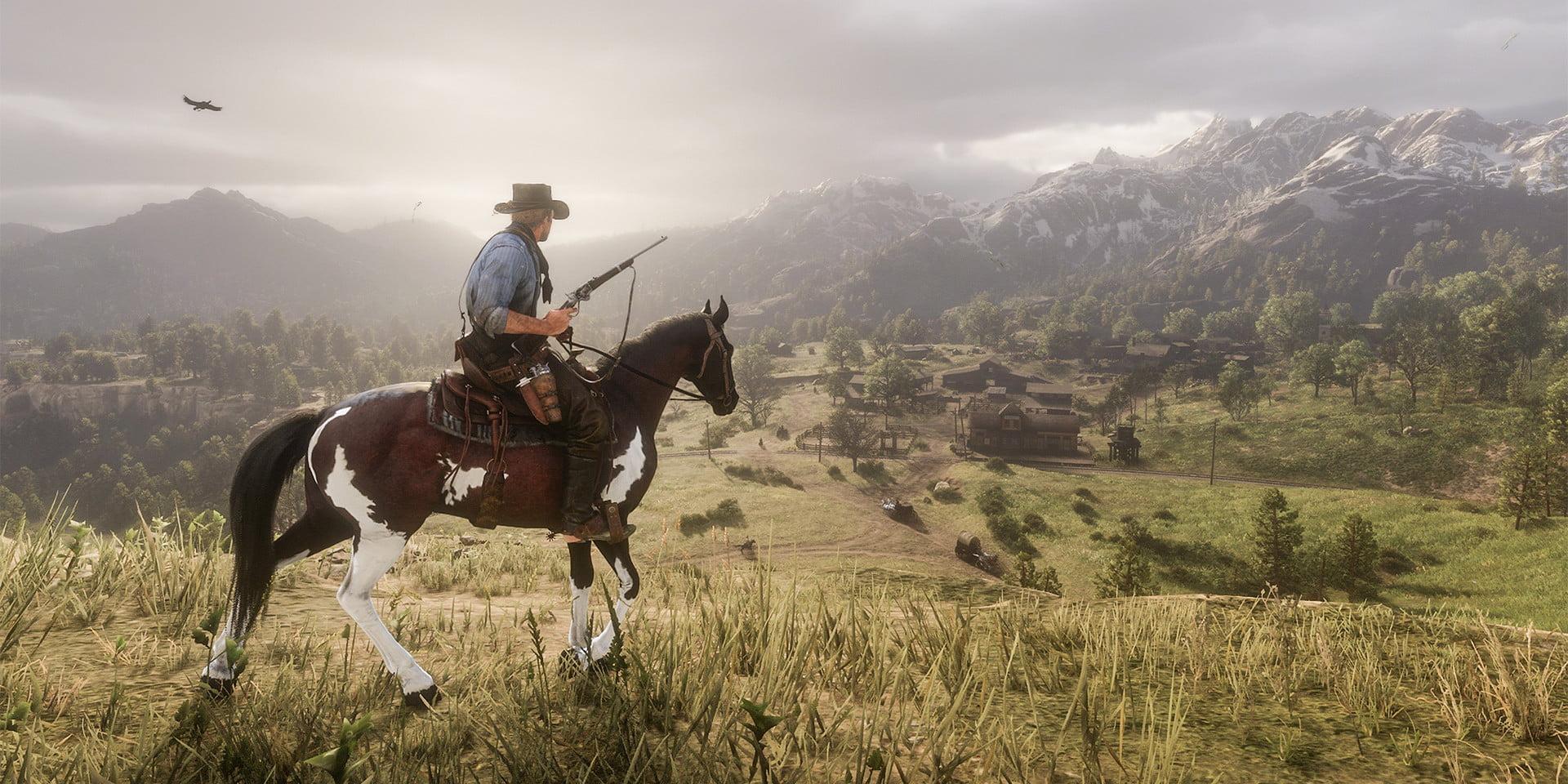 Oznámeno Red Dead Redemption 2 pro PC!