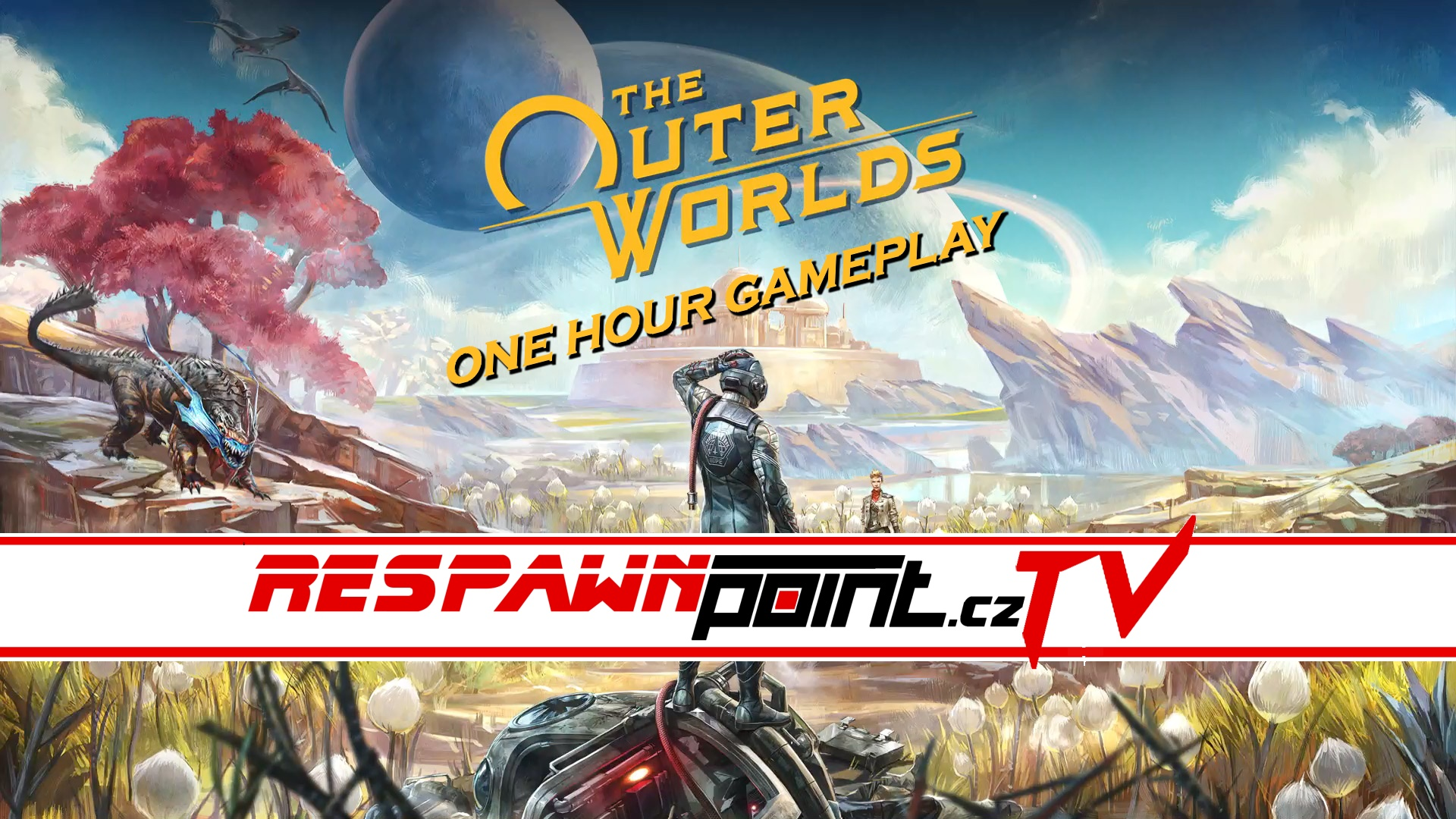 The Outer Worlds – One Hour Gameplay