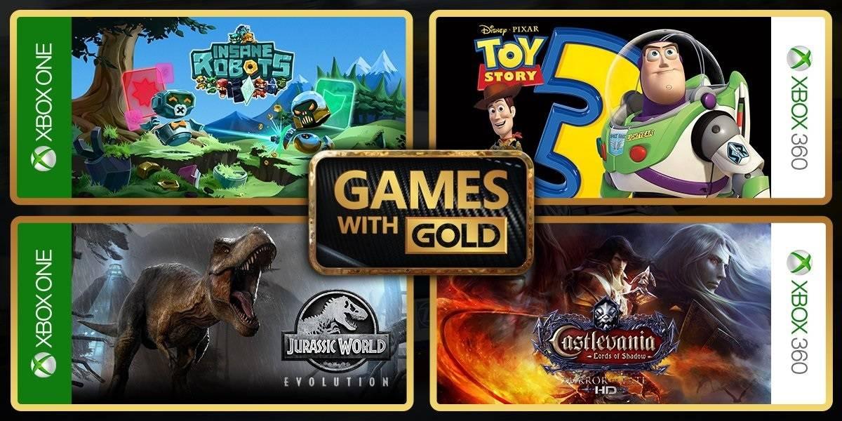 Představeny prosincové hry pro Games with Gold