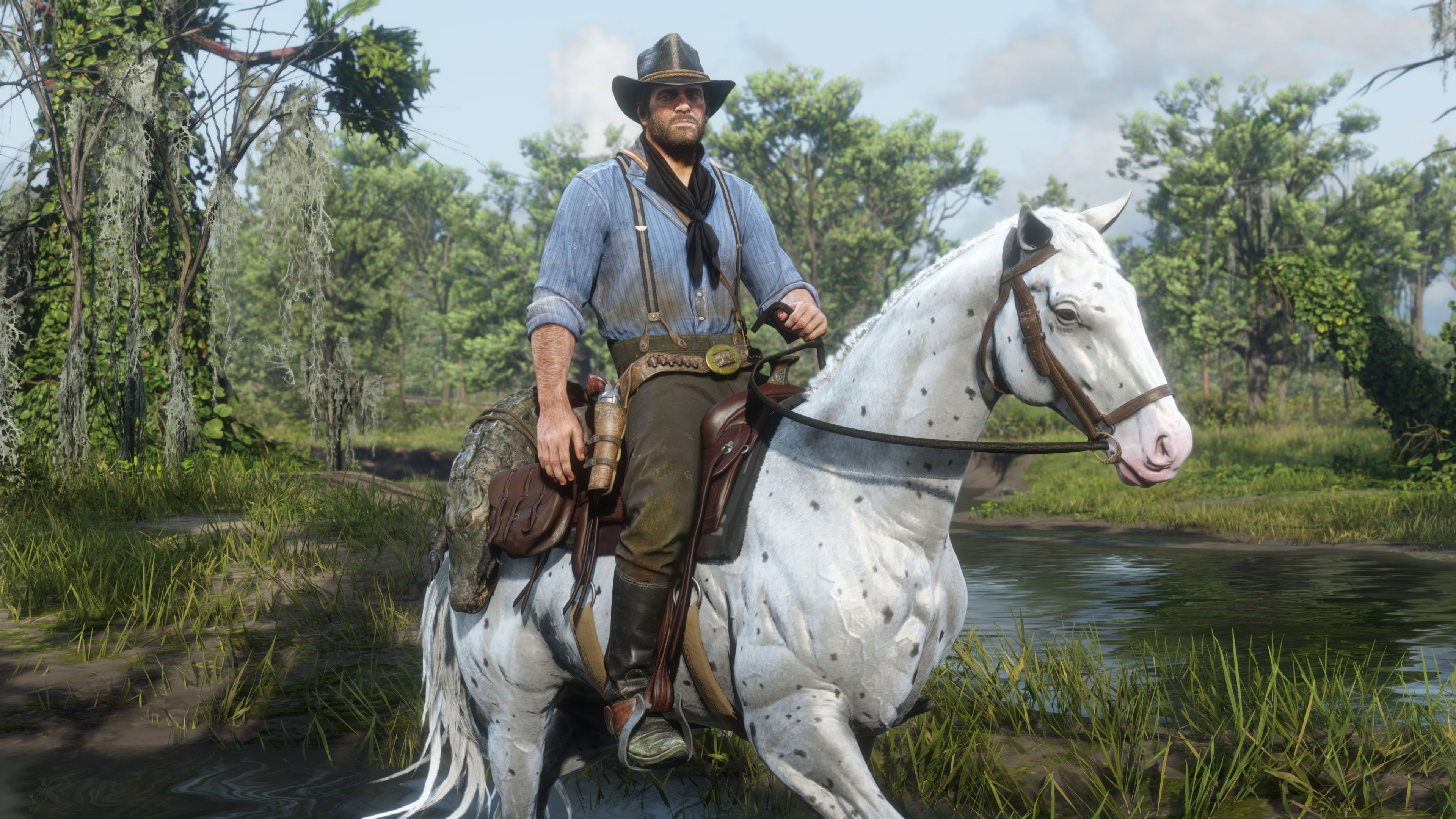 Red Dead Redemption 2 trápí na PC celý zástup problémů